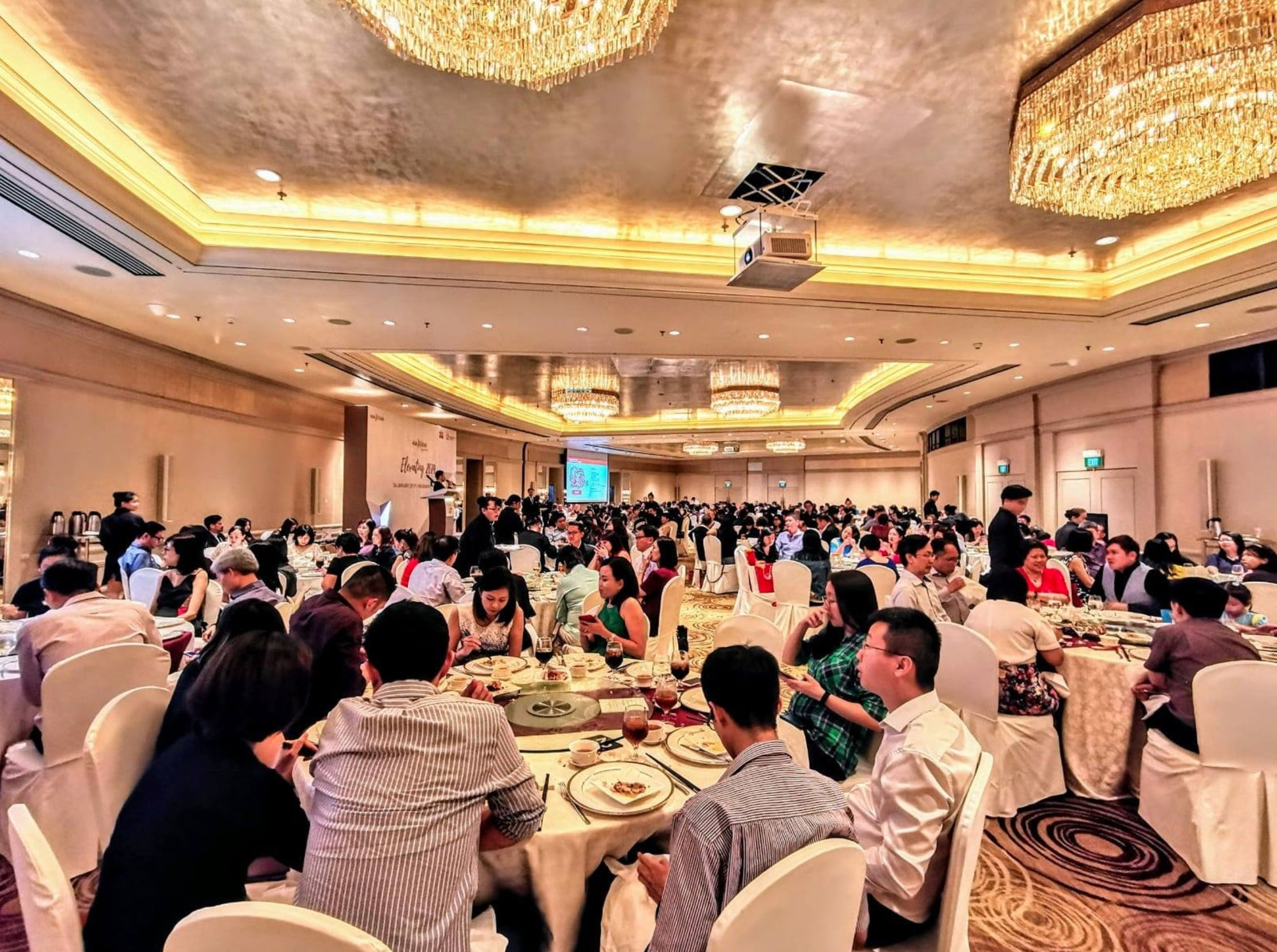 Feng Shui Talk & Seminar for AIA 100 Years Anniversary
