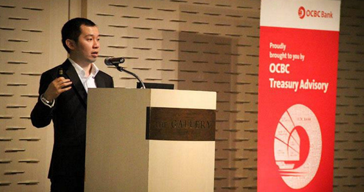 Feng Shui Talk & Seminar for OCBC (Marriott Hotel)