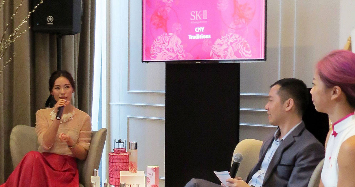 Feng Shui Talk & Seminar for SKII at Robinson Centrepoint