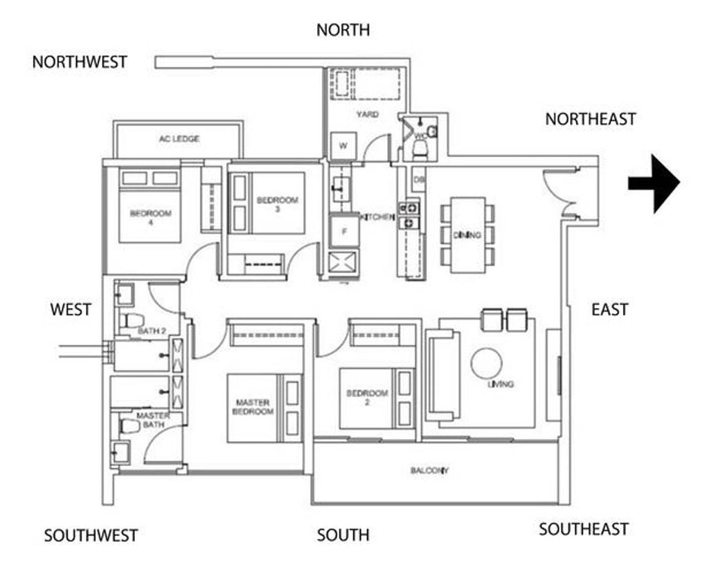feng-shui-floor-plan
