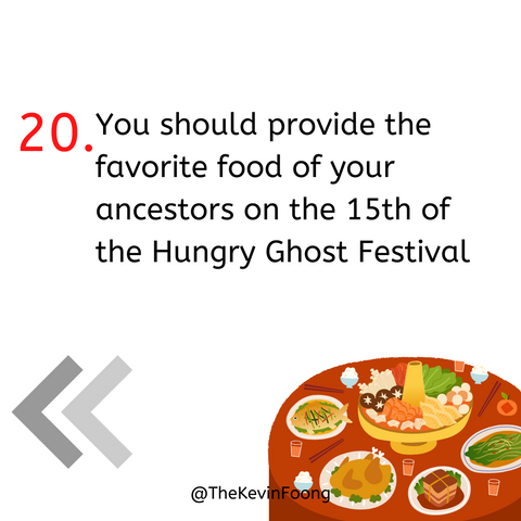 Hungry Ghost Festival 2021