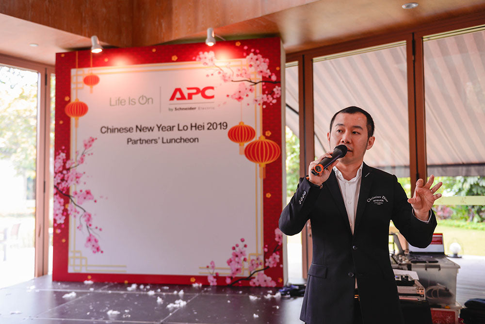 Feng Shui Talk for Schneider Electric APC Partner Event