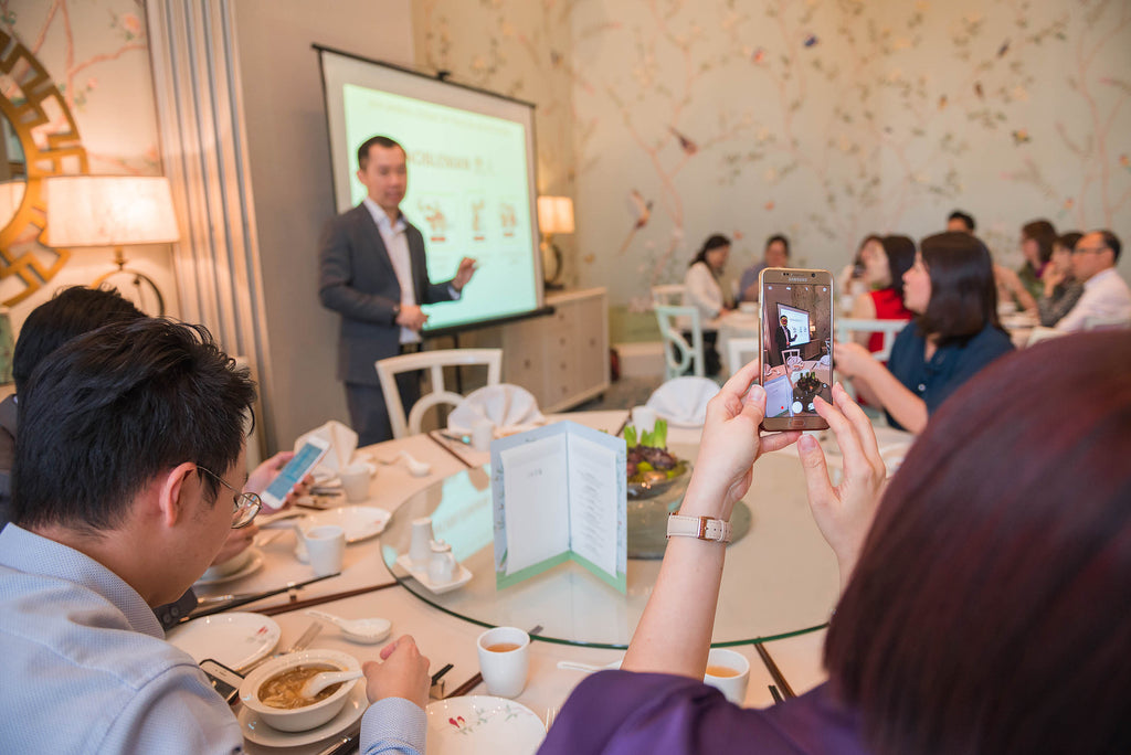 Feng Shui Talk & Seminar at Jade Restaurant in Fullerton Hotel
