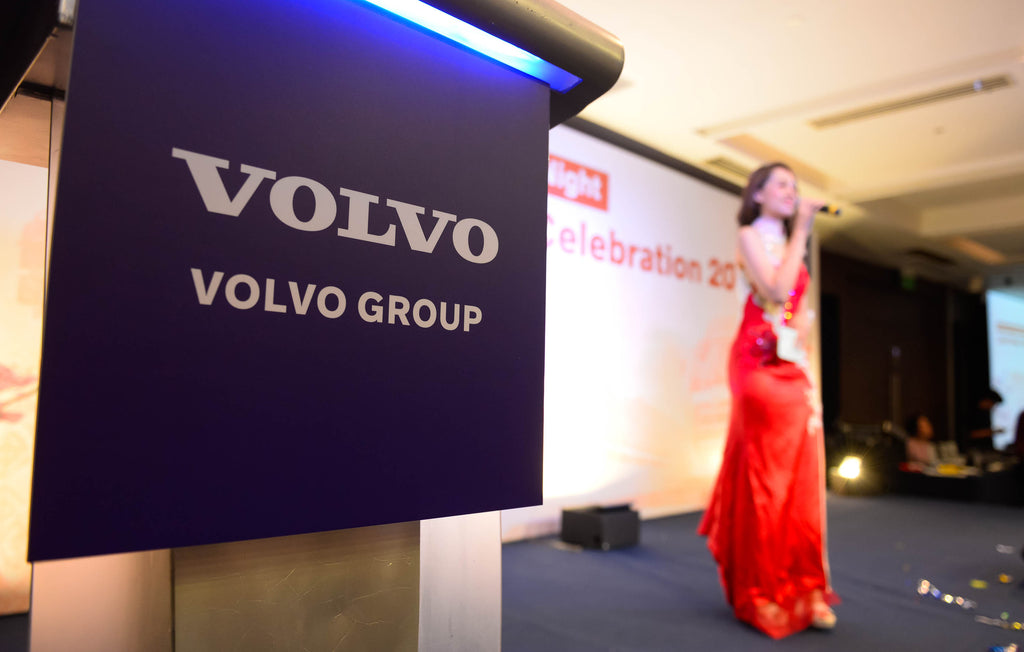 Feng Shui Talk for Volvo by Master Kevin Foong