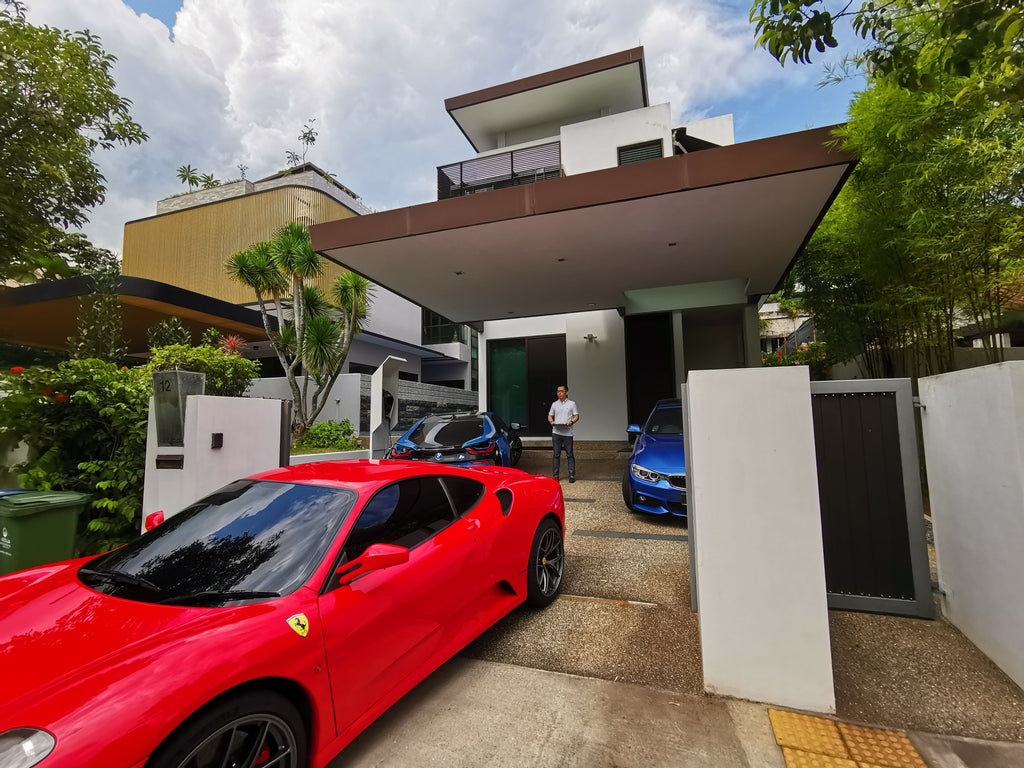Feng Shui Project in Bukit Timah by Master Kevin Foong