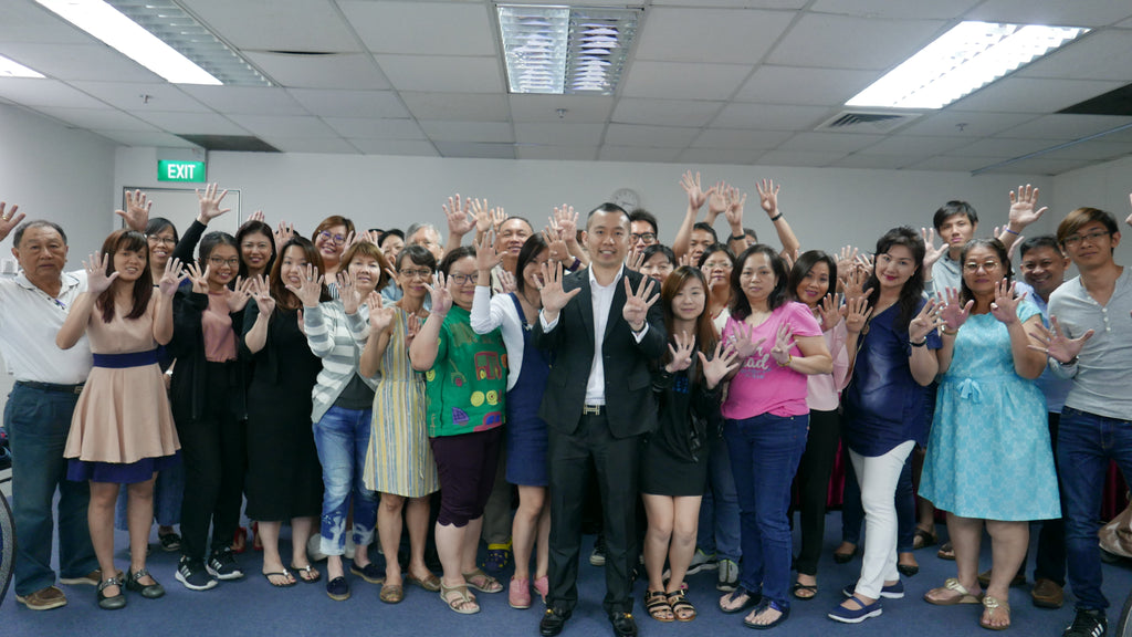 Bazi Wealth Mastery Live in Singapore by Master Kevin Foong