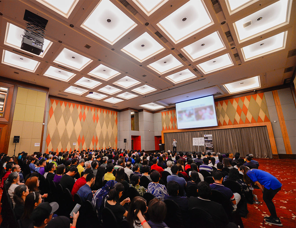 Feng Shui Seminar at Persada Johor International Convention Centre