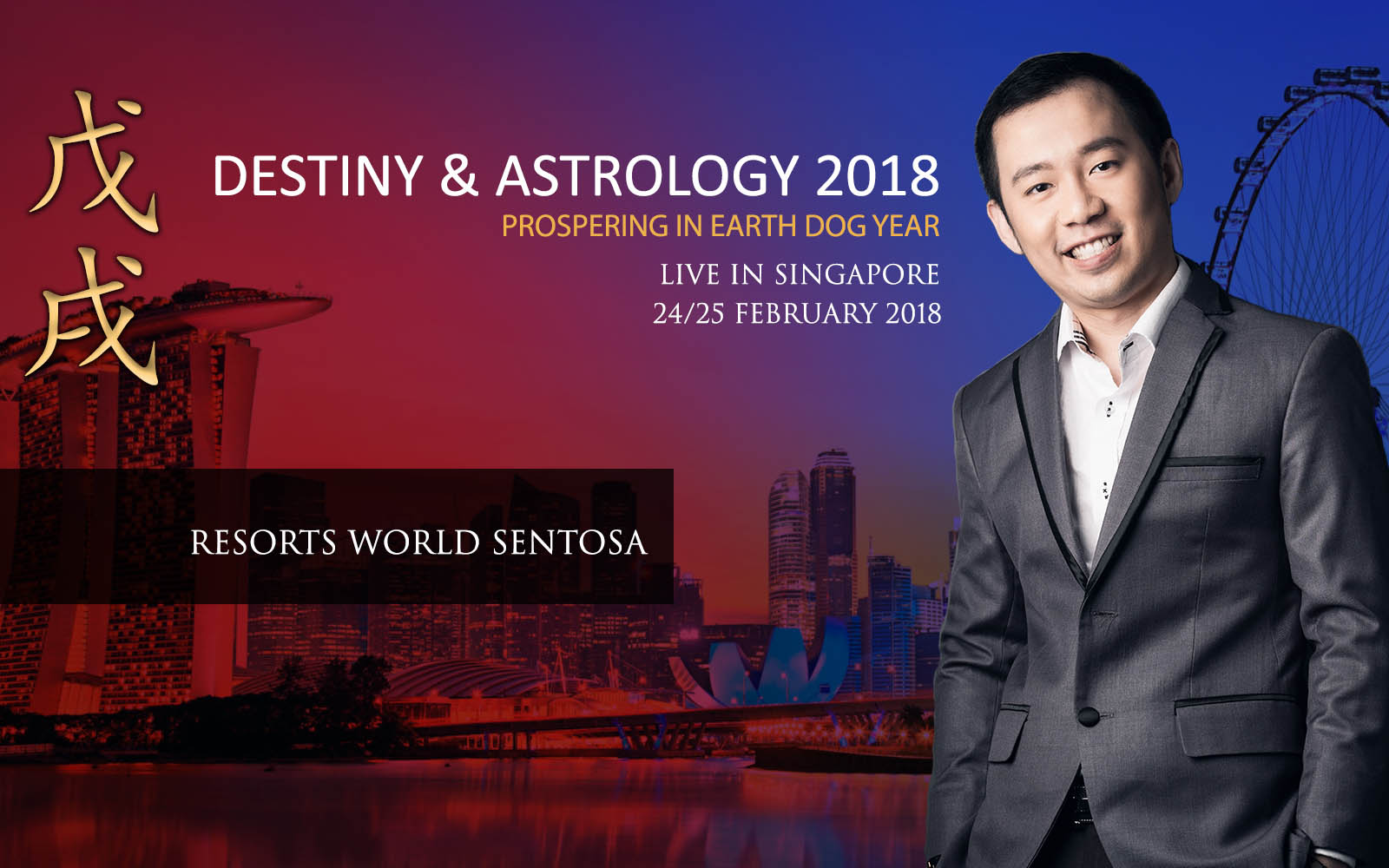 Destiny & Astrology 2018 Singapore