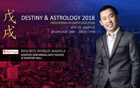 destiny and astrology manila 2018