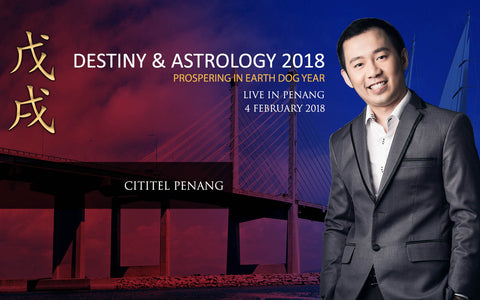 Destiny and astrology live in Penang
