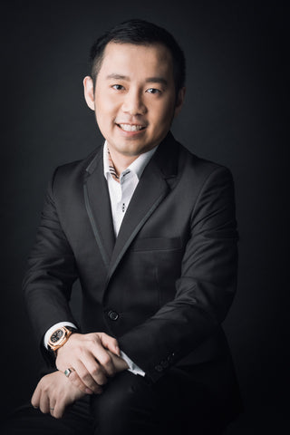 fengshui master Singapore Kevin Foong