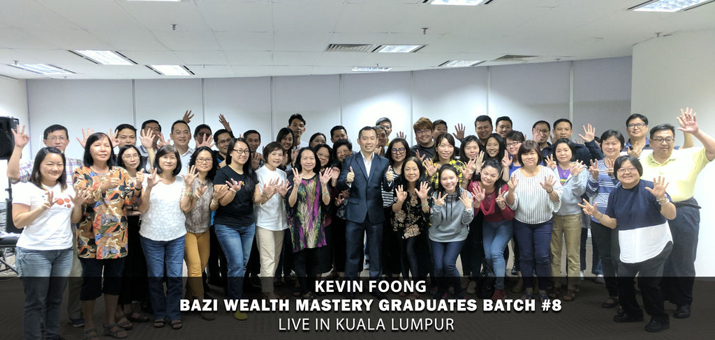 Bazi Wealth Mastery Live in KL