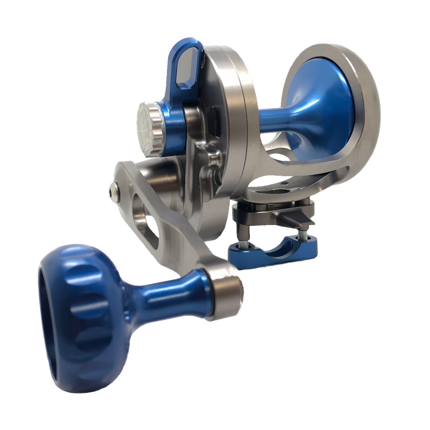 Seigler Conventional reels page which includes all lever drag and star drag reels.