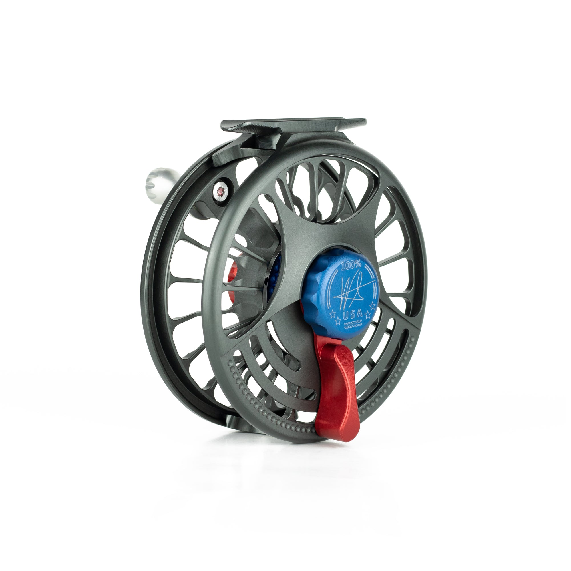 Seigler Saltwater Fly reels page.