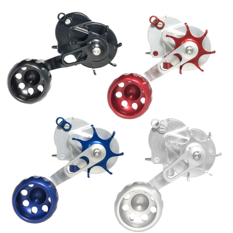 Star drag fishing reels- Made in USA