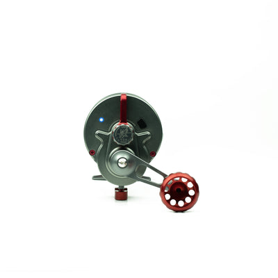 Seigler's offshore small fishing reel.