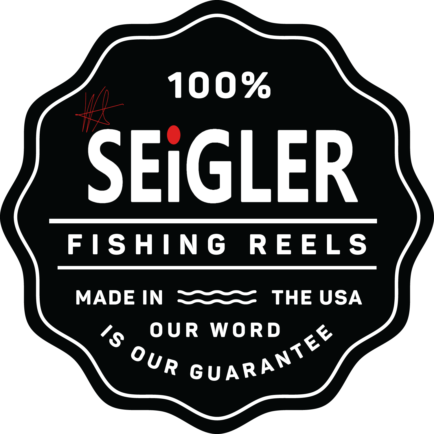 Seigler fishing reels gift card.