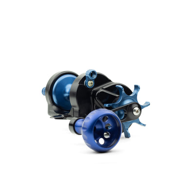 star drag on the seigler star mag surf casting fishing reel.