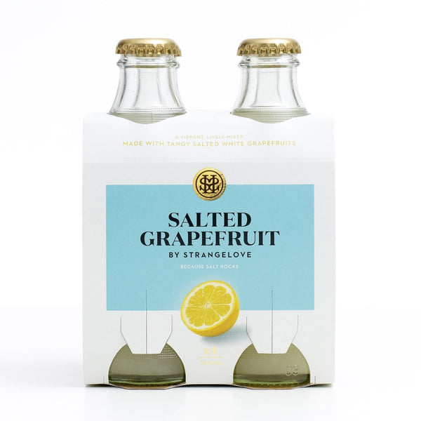 Salted White Grapefruit 180ml - StrangeLove