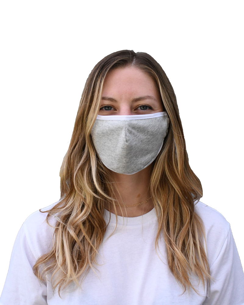 COTTON SILVER ION FACE MASK
