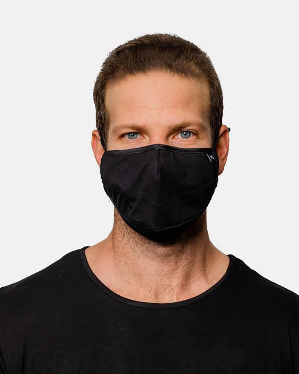 3-Layer Cotton Face Mask