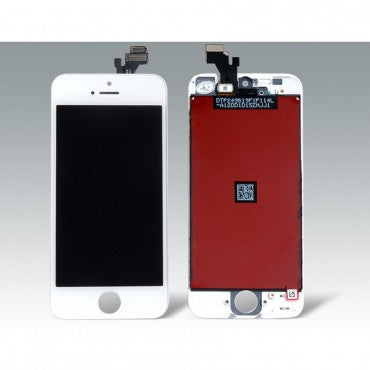 iPhone 5 LCD Assembly with Touch Screen - White