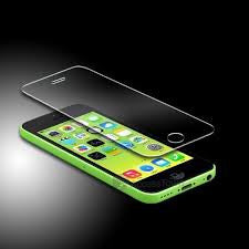 iPhone 5c Screen Protector Premium Tempered Glass