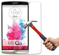 LG G3 Screen Protector Premium Tempered Glass