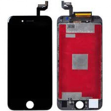 "For Apple iPhone 6S 4.7 "" LCD Screen and Digitizer Assembly with Frame Replacement - Black"