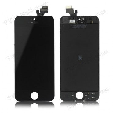 iPhone 5 LCD Assembly with Touch Screen - Black