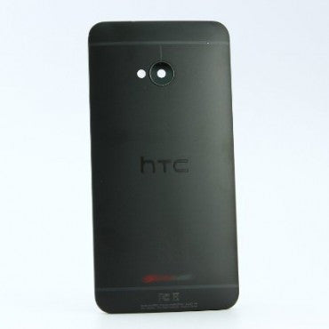 HTC One M7 Back Plate - Black