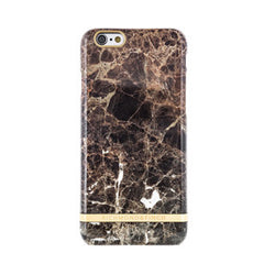 iPhone 6/6S Richmond & Finch Brown Marble Glossy Case