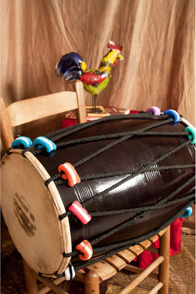 banjira Dhol with Goatskin Heads 14 x 25 inches
