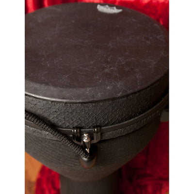 Remo Key-Tuned Djembe 12 x 24 inches - Black Earth