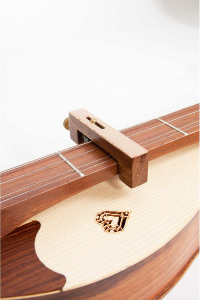 Roosebeck Capo for Mountain Dulcimer