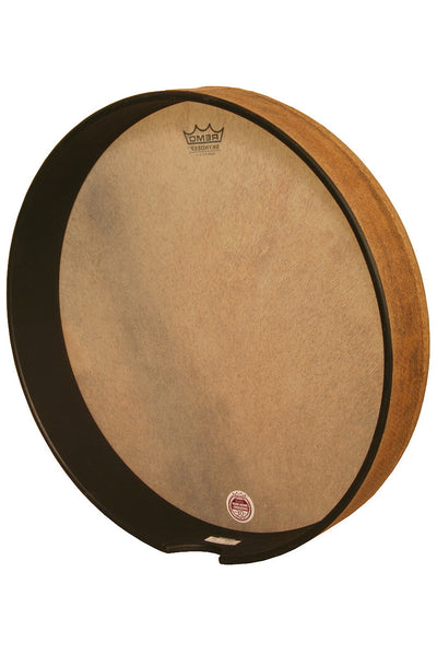Remo Pretuned Skyndeep Head Tar 18-by2 inches - Goat Brown