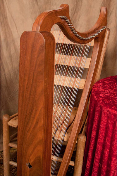 Early Music Shop 29-String Gothic Harp