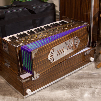 banjira Harmonium Traveler with Coupler