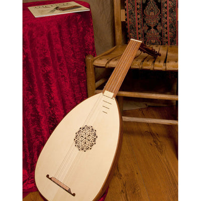 Roosebeck Deluxe 6-Course Lute Sheesham