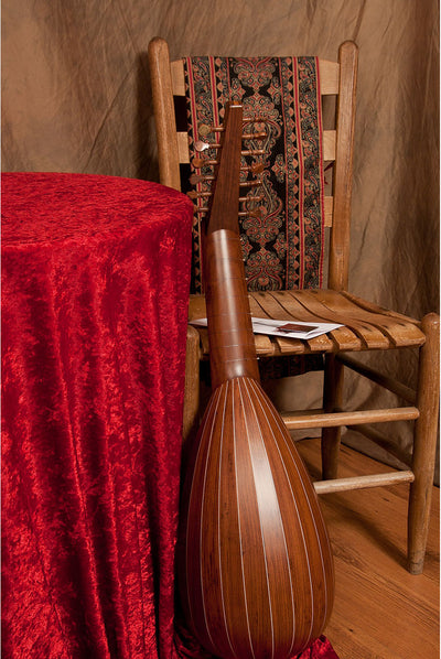 Roosebeck 7-Course Travel Lute - Blemished