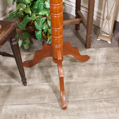 Roosebeck Single Tray Colonial Red Cedar Music Stand - Blemished