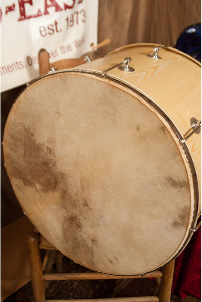 Mid-East Bolt Tuned Tupan Drum 20 inches