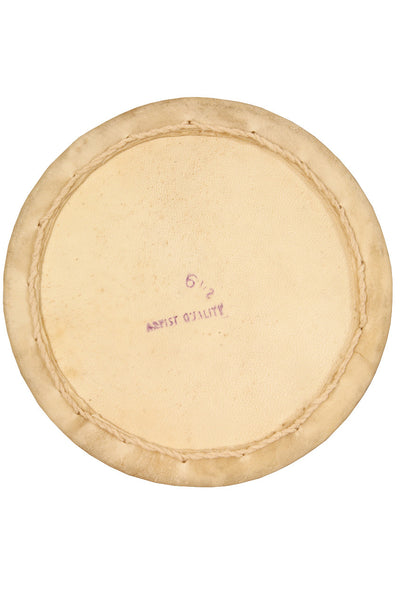 "banjira Unloaded Goatskin Dholak Head 6.5"" - Dholak Accessories - DHNG065"
