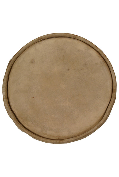 "banjira Unloaded Goatskin Dholak Head 8.5"" - Dholak Accessories - DHNG085"
