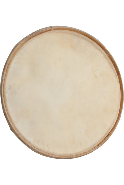 "banjira Pre-Mounted Goatskin Dhol Head 13"" - Dhol Accessories - DHOG13"