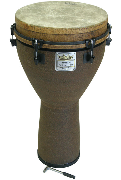 "Remo Key-Tuned Djembe 12"" x 24"" - Earth - Djembes - DJ-0012-05"