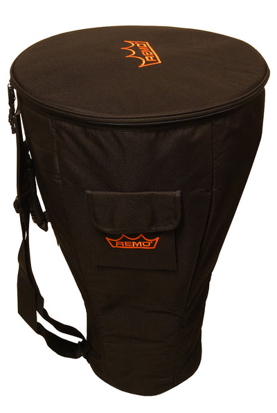 "Remo Deluxe Gig Bag for Djembe 14"" - Black - Djembe Accessories - DJ-0014-BG"