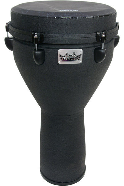 "Remo Key-Tuned Djembe 12"" x 24"" - Black Earth - Djembes - DJ-0012-BE"