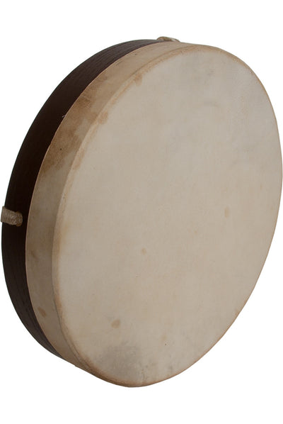 "DOBANI Pretuned Goatskin Head Wood Frame Drum with Beater 10"" x 2"" - Frame Drums - FD10"