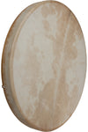 "DOBANI Tunable Goatskin Head Wooden Frame Drum with Beater 22"" x 2"" - Frame Drums - FD22T"